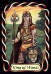SW King of Wands